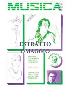 Le interviste di «MUSICA»: Krzysztof Penderecki (PDF gratuito)
