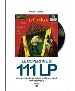 Le copertine di 111 LP