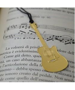 Segnalibro Musicale - Chitarra