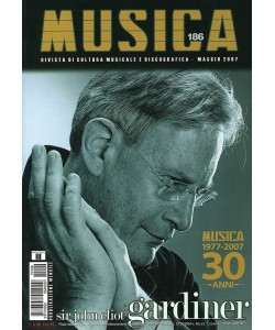 MUSICA n. 186 - Maggio 2007