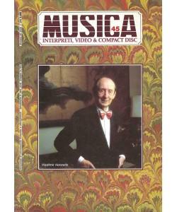 MUSICA n. 045 - Giugno 1987