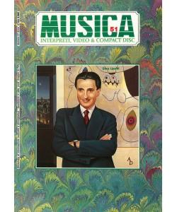 MUSICA n. 051 - Agosto-Settembre 1988