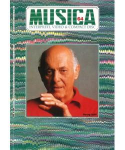 MUSICA n. 064 - Ottobre-Novembre 1990