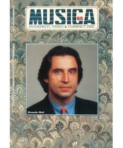 MUSICA n. 065 - Dicembre 1990-Gennaio 1991