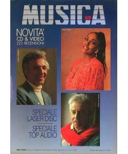 MUSICA n. 069 - Agosto-Settembre 1991