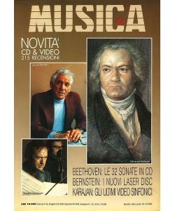 MUSICA n. 071 - Dicembre 1991-Gennaio 1992