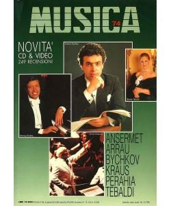 MUSICA n. 074 - Giugno-Luglio 1992
