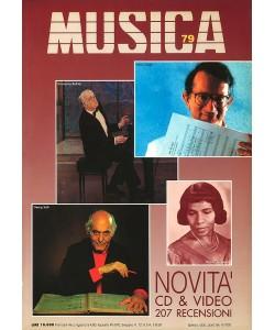 MUSICA n. 079 - Aprile-Maggio 1993