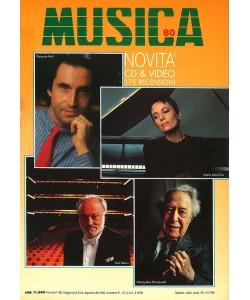 MUSICA n. 080 - Giugno-Luglio 1993