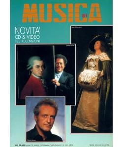 MUSICA n. 081 - Agosto-Settembre 1993