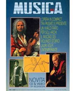 MUSICA n. 083 - Dicembre 1993-Gennaio 1994