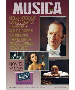 MUSICA n. 084 - Febbraio-Marzo 1994
