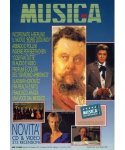 MUSICA n. 085 - Aprile-Maggio 1994