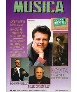 MUSICA n. 088 - Ottobre-Novembre 1994
