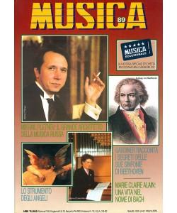 MUSICA n. 089 - Dicembre 1994-Gennaio 1995