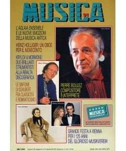 MUSICA n. 091 - Aprile-Maggio 1995