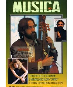 MUSICA n. 093 - Agosto-Settembre 1995