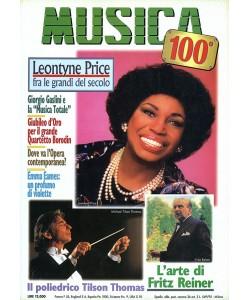 MUSICA n. 100 - Ottobre-Novembre 1996