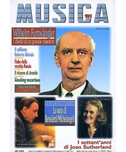 MUSICA n. 101 - Dicembre 1996-Gennaio 1997