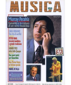 MUSICA n. 102 - Febbraio-Marzo 1997
