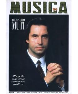 MUSICA n. 105 - Ottobre-Dicembre 1997
