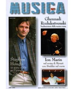 MUSICA n. 107 - Marzo-Aprile 1998