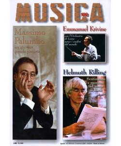 MUSICA n. 108 - Maggio-Giugno 1998