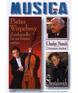 MUSICA n. 109 - Agosto-Settembre 1998