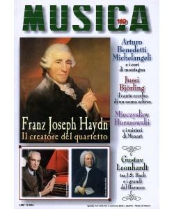 MUSICA n. 110 - Ottobre-Dicembre 1998