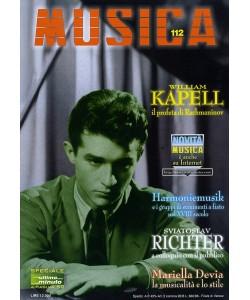 MUSICA n. 112 - Giugno-Luglio 1999