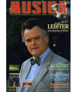 MUSICA n. 113 - Agosto-Settembre 1999