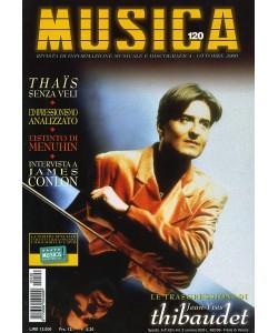MUSICA n. 120 - Ottobre 2000