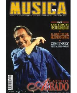 MUSICA n. 121 - Novembre 2000