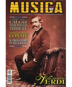 MUSICA n. 122 - Dicembre 2000-Gennaio 2001