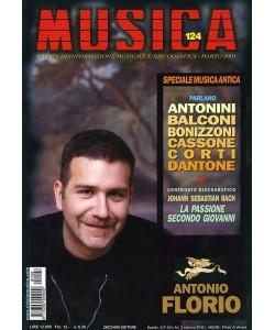 MUSICA n. 124 - Marzo 2001