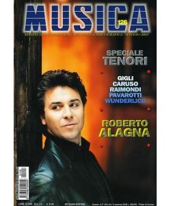 MUSICA n. 126 - Maggio 2001