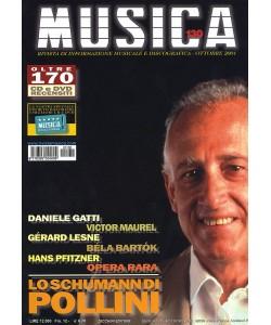 MUSICA n. 130 - Ottobre 2001