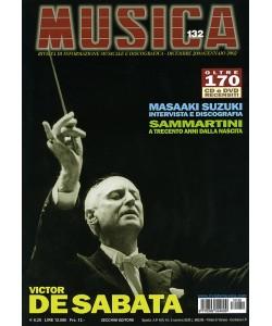 MUSICA n. 132 - Dicembre 2001-Gennaio 2002