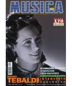 MUSICA n. 133 - Febbraio 2002