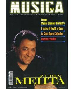 MUSICA n. 137 - Giugno 2002