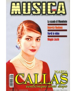 MUSICA n. 139 - Settembre 2002