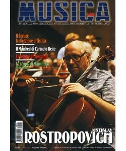 MUSICA n. 140 - Ottobre 2002