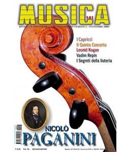 MUSICA n. 141 - Novembre 2002