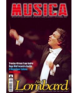 MUSICA n. 151 - Novembre 2003