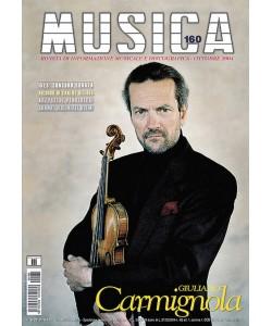 MUSICA n. 160 - Ottobre 2004