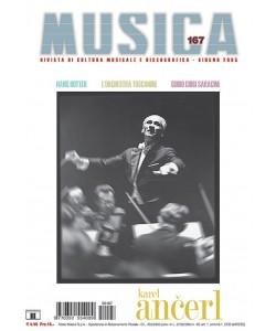 MUSICA n. 167 - Giugno 2005