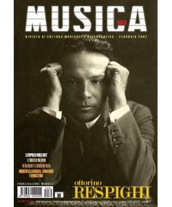 MUSICA n. 183 - Febbraio 2007