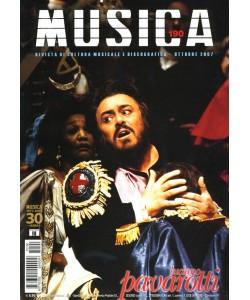 MUSICA n. 190 - Ottobre 2007