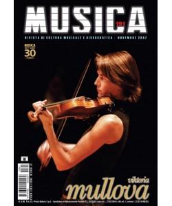 MUSICA n. 191 - Novembre 2007