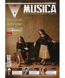 MUSICA n. 199 - Settembre 2008